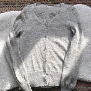 JCrew Wool Blend Carigan